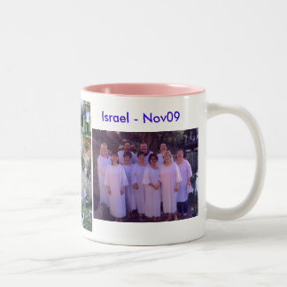 Israel Mug and baptism