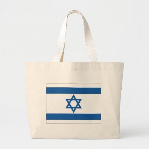 Israel National Flag Bags