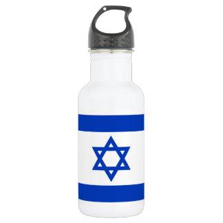 Israel National World Flag 532 Ml Water Bottle