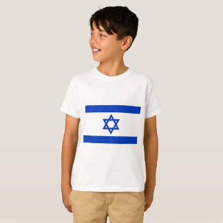Israel National World Flag T-Shirt