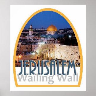 ISRAEL POSTER Print