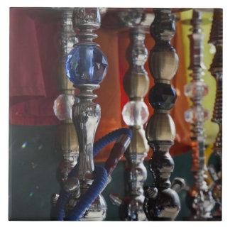 Israel, Tel Aviv, Jaffa, sheesha water pipes Ceramic Tile