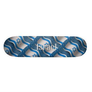 Israel Waving Flag Skateboards