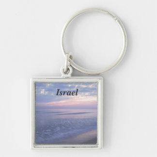 Israeli Coast Keychain