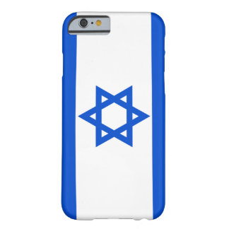 Israeli Flag iPhone 6 case Barely There iPhone 6 Case