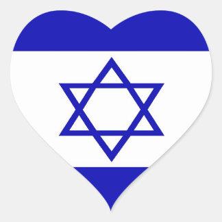 Israeli Flag Sticker