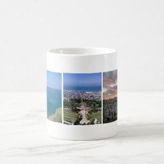 Israel's amazing view mug