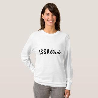 issa Bride Long Sleeve Tshirt