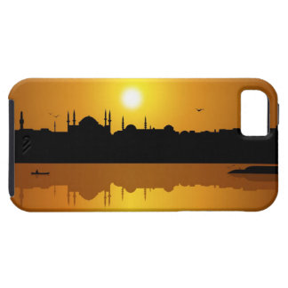 Istanbul and sunset iPhone 5 covers
