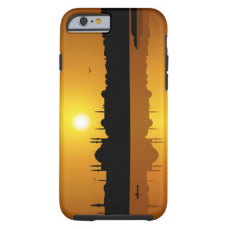 Istanbul and sunset tough iPhone 6 case
