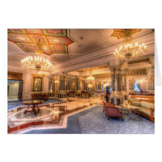 Istanbul Ciragan Palace Card