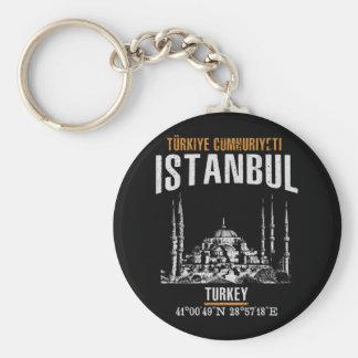 Istanbul Key Ring