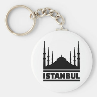 Istanbul Mosque Key Ring