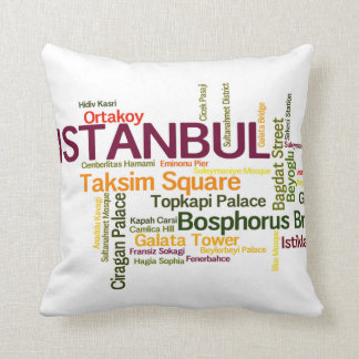 ISTANBUL pillow