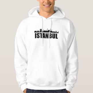 Istanbul Skyline Hoodie