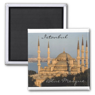 Istanbul Square Magnet