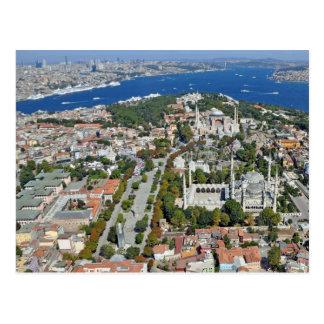 Istanbul - Sultanahmet (Postcard) Postcard