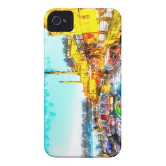 Istanbul Turkey Art Case-Mate iPhone 4 Case