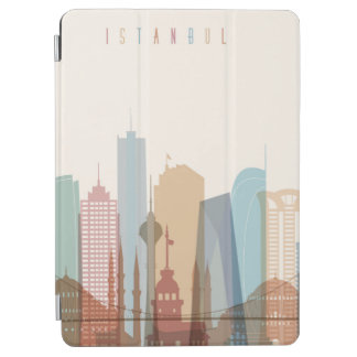 Istanbul, Turkey | City Skyline iPad Air Cover