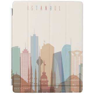 Istanbul, Turkey | City Skyline iPad Cover