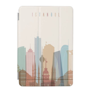 Istanbul, Turkey | City Skyline iPad Mini Cover