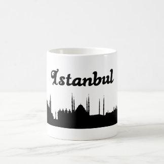 Istanbul Turkey Landmark Gift Mug