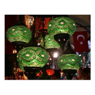 Istanbul, Turkey Postcard