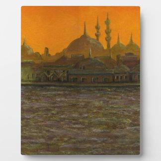 Istanbul Türkiye / Turkey Plaque