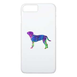 Istrian Scenthound in watercolor iPhone 8 Plus/7 Plus Case