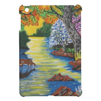 ISummer CrossingMG_0233-001.JPG iPad Mini Cover