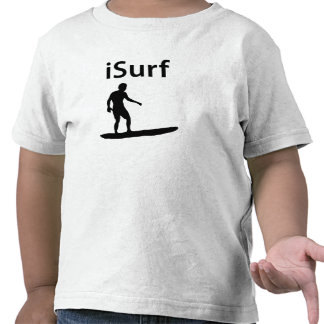 iSurf Tee Shirts