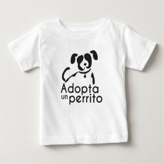 It adopts a small dog, is a friend baby T-Shirt