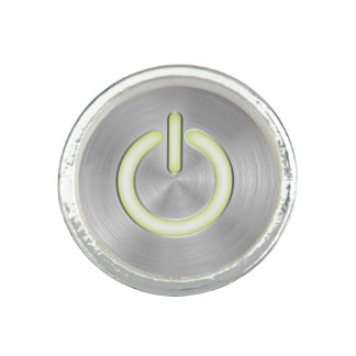 """IT """"always on"""" computer power ring - green"""