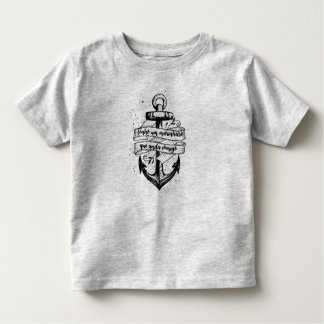 It anchors - marine toddler T-Shirt