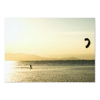 It annoys kitesurfing card