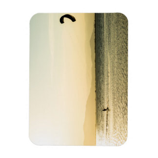 It annoys kitesurfing rectangular photo magnet