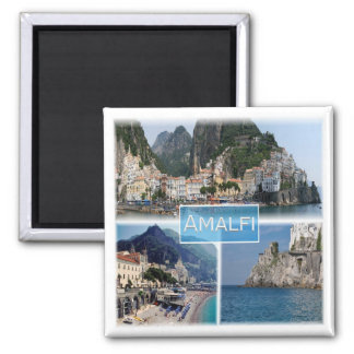 IT * Campania - Amalfi Magnet
