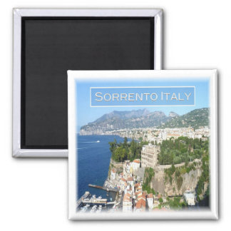 IT * Campania - Sorrento Amalfi Coast Italy Magnet