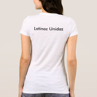 It can't get anymore Latino than the name Milagro. T-Shirt