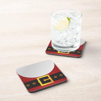 It carries Glasses Santa Detalle Drink Coasters