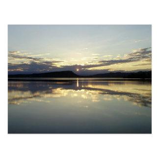 It dams Lake. Cordoba, Argentina Postcard