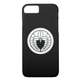 It descends to the circle, the rattan iPhone 8/7 case