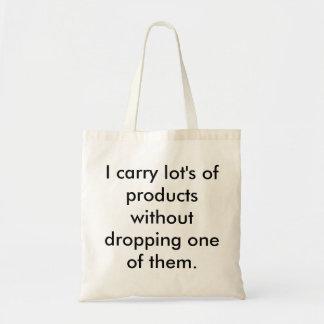 it feels so positive. tote bag