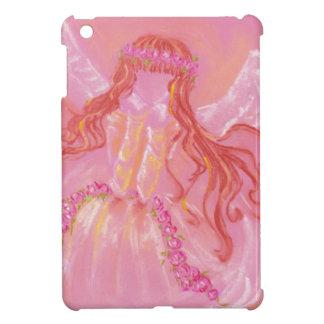It foretells in rose iPad mini case