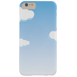 it founds cloudless sky barely there iPhone 6 plus case