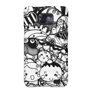 It founds Galaxy S Doodle - Ver Galaxy S2 Cases