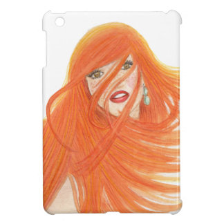 It founds Ipad RedHair Cover For The iPad Mini
