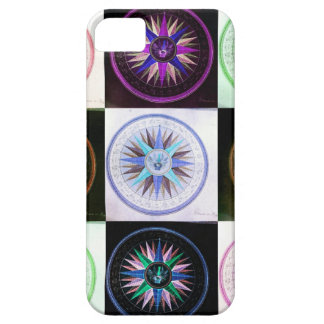 it founds reason Wind rose iPhone 5 Cases
