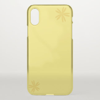 It founds Spring Design iPhone X Case