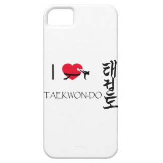 it founds taekwondo iPhone 5 covers